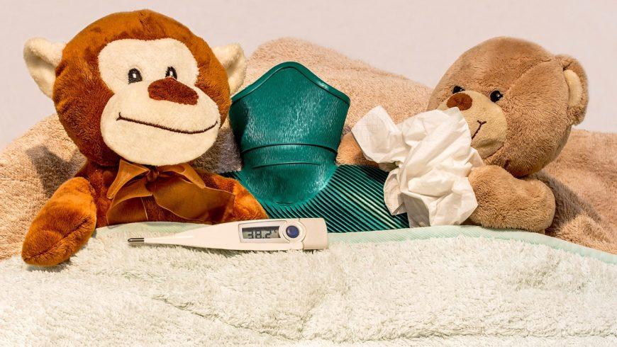 Faschingszeit – Grippezeit